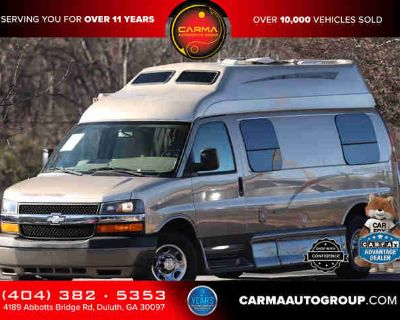 2010 Chevrolet Express 3500 Cargo for sale