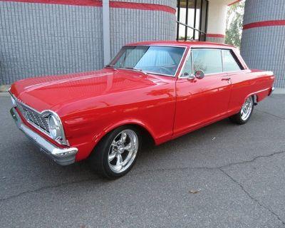 1965 Chevrolet Nova 2-door hardtop Super Sport