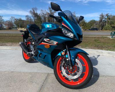 2021 Yamaha YZF-R3 ABS Supersport Orlando, FL