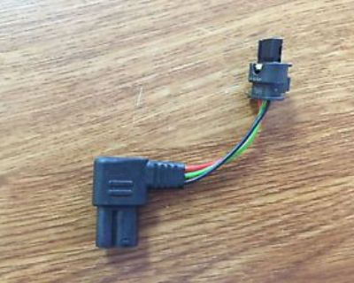 Bmw Ibs Adapter Lead / Neg Battery Cable - Oe / Genuine - 12517615476 - New Oem