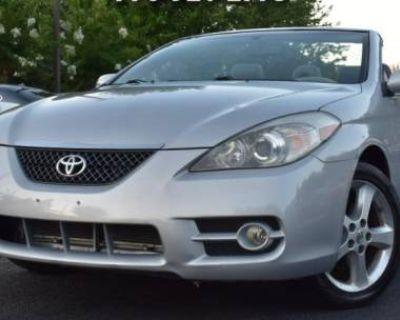 2008 Toyota Camry Solara SLE V6