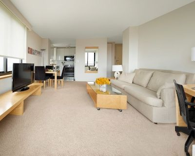 LUXURIOUS 1BR SUITE AT 94TH ST WITH DOORMAN & GYM - Upper East Side