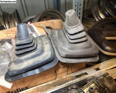 Vanagon shift boots