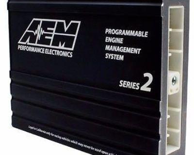 Aem Ems V2 Engine Management Ecu 1993-1998 Toyota Supra Turbo 2jzgte #30-6100