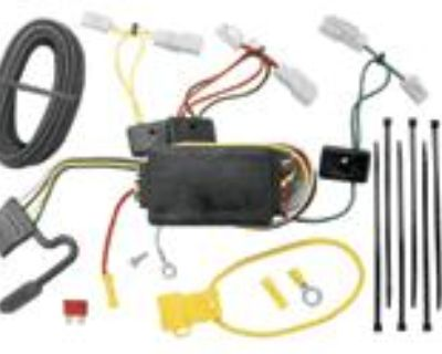 Trailer Hitch Wiring Tow Harness For Mazda 6 2003 2004 2005 2006 2007 2008