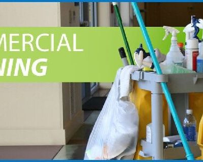 Best Commercial Cleaning Service Provider in San Jose