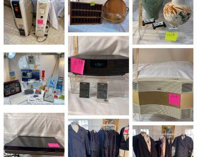 PENDERBROOK ONLINE AUCTION- BIDDING ENDS 3/10