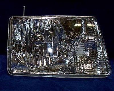 R Headlight 01 02 03 Ford Ranger 2001 2002 2003 Light