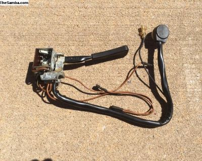 Porsche 911 NOS Windsheild wiper switch