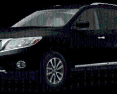 2014 Nissan Pathfinder SL FWD