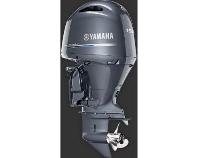 2019 YAMAHA F150 In-Line 4