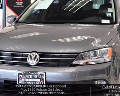 2016 Volkswagen Jetta 1.8T SEL Premium