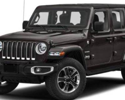2021 Jeep Wrangler Sahara High Altitude