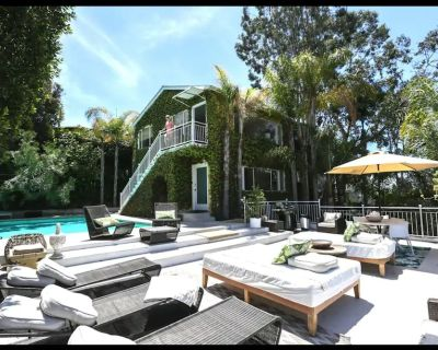 Stay in 2 PRIVATE HOMES - Pool & Views Hollywood! - Hollywood Hills
