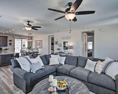 Luxe 2020 Home w/OHV Access, 5 Mi to Lake Mohave! - Sunridge Estates