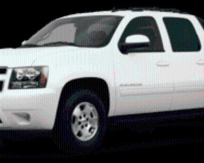 2011 Chevrolet Avalanche 1500 LTZ 4WD