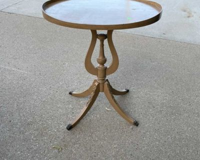 Antique table (matches nicely with another table and cedar chest I have posted)