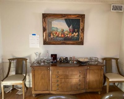 SATURDAY 9.18 ONLY Estate Sale - Beverlywood - 60s/70s Home, Everything must go!