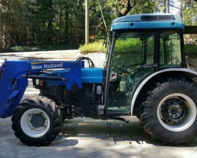2000 New Holland TN75FA