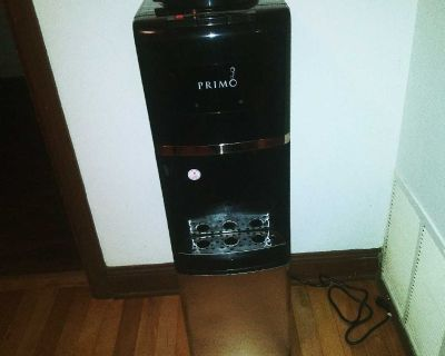 PRIMO TOP LOADING HOT/COLD WATER DISPENSER