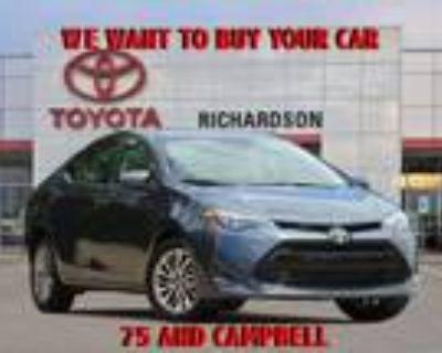 2017 Toyota Corolla LE ECO Navigation, Sunroof & Alloy Wheels