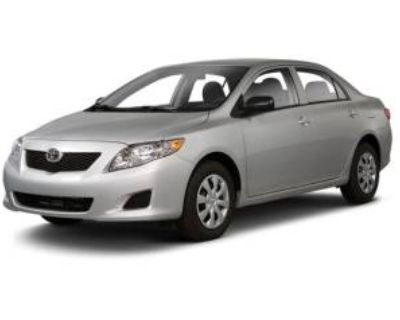 2010 Toyota Corolla Base Manual