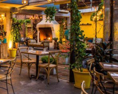 Restaurant Bar event space, Hollywood, CA