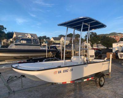 2017 14' Nantucket Boat Works Blue Water Lady