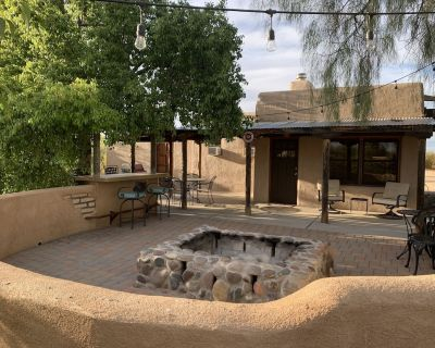 Ranch house on 5 acres, family and pet friendly, totally private - Marana
