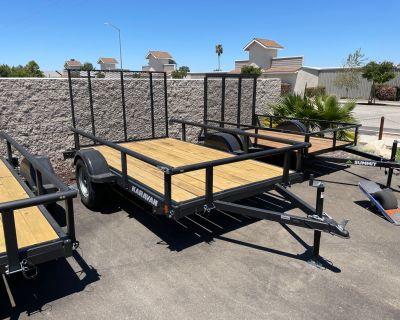 2021 Karavan Trailers 6 x 10 ft. Steel Utility Trailers Paso Robles, CA