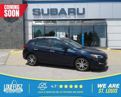 Pre-Owned 2019 Subaru Impreza Limited AWD Hatchback