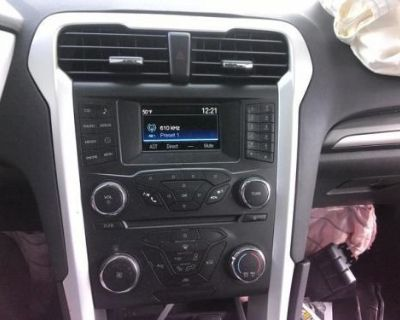 Ford Fusion Radio Control Panel Fits 15 16 Id Fs7t-18e243-ee Int:7752