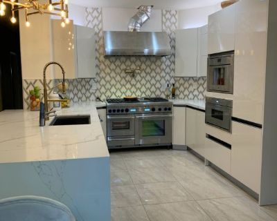 Global Bay Construction for kitchen, floor, bathroom remodeling and more!