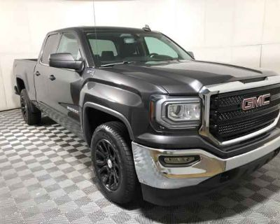 Used 2016 GMC Sierra 1500 4WD Double Cab 143.5