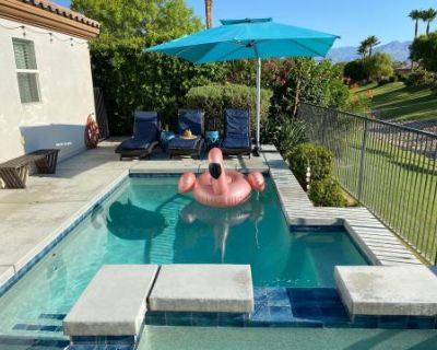Bungalow Style Home With Pool, Indio, CA