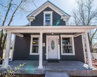 Beautifully Restored 1890`s Home Downtown 3 BR - Old Colorado City