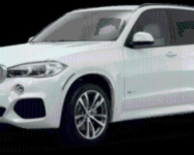2017 BMW X5 xDrive50i AWD