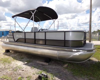 2021 Bentley Pontoons Bentley 223 Fish-N-Cruise (3/4 Tube)