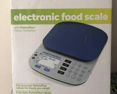 Electronic food scale