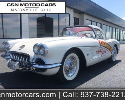 1958 Chevrolet Corvette 2D Convertible