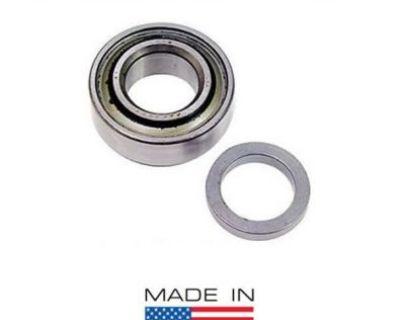 Rwf-34-r (rwf34r) Rear Wheel Bearing W/ Lock Ring **made In Usa**