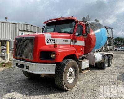 2007 International 5500i T/A Mixer Truck