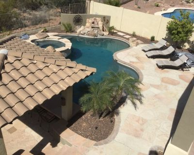 Beautiful Mountain View Home with Private Resort Style Backyard - Gold Canyon