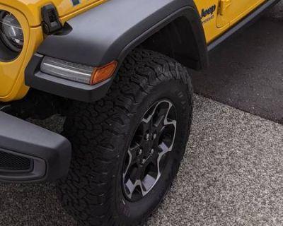 Washington - Set of 5 Rubicon 4xe wheels and tires (less than 50 miles) $1500