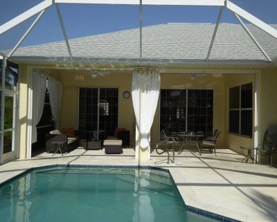 VILLA WHITE IBIS luxury, western exposure, 3 Bed, 3 Bath, Hot Tub and Boat (fee) - Pelican