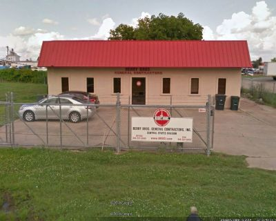 Industrial Building and Land for Lease