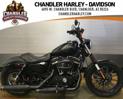 Pre-Owned 2015 Harley-Davidson Iron 883 Sportster XL883N