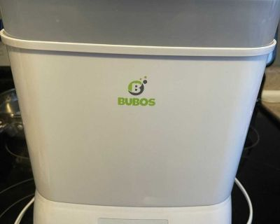 Very good condition baby bottle sterilizer and dryer