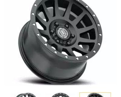 Virginia - Icon Compression Wheels