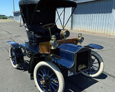 1905 Cadillac E Runabout #611